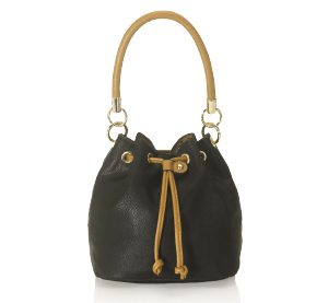 Sac seau David Jones noir