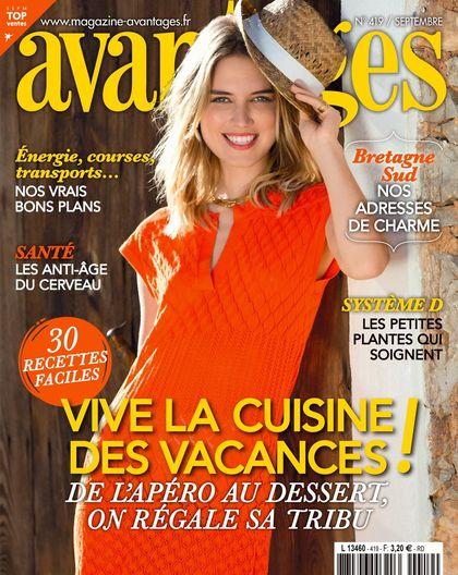 Abonnement magazine Avantages