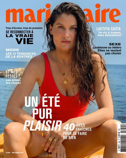 Abonnement Marie Claire (photo)