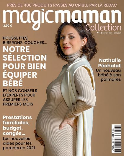 Couverture Magicmaman Collection n° 12 de mars 2021