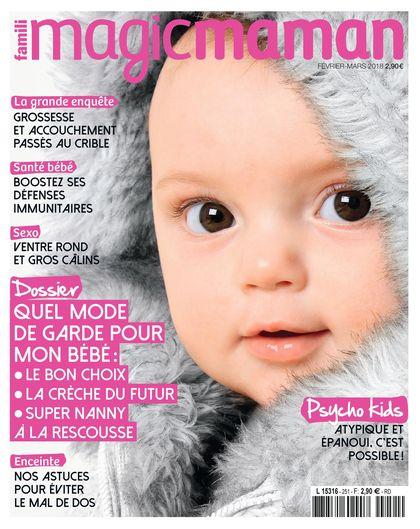 Abonnement magazine MagicMaman