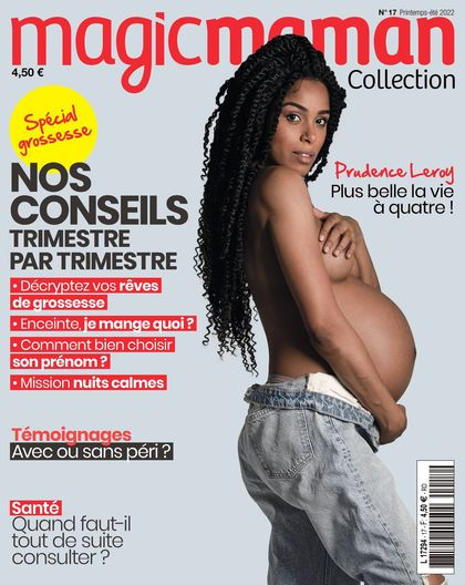 Couverture Magicmaman Collection