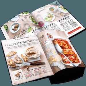 Promo Abonnement Magazine Cuisine Et Vins De France
